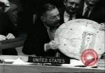 Image of United Nations session New York United States USA, 1960, second 41 stock footage video 65675061719