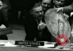 Image of United Nations session New York United States USA, 1960, second 42 stock footage video 65675061719