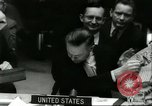 Image of United Nations session New York United States USA, 1960, second 48 stock footage video 65675061719
