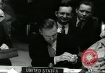 Image of United Nations session New York United States USA, 1960, second 49 stock footage video 65675061719