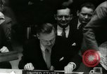 Image of United Nations session New York United States USA, 1960, second 52 stock footage video 65675061719