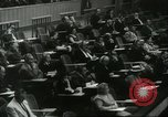 Image of United Nations session New York United States USA, 1960, second 58 stock footage video 65675061719