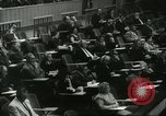 Image of United Nations session New York United States USA, 1960, second 59 stock footage video 65675061719