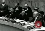 Image of United Nations session New York United States USA, 1960, second 60 stock footage video 65675061719