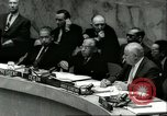 Image of United Nations session New York United States USA, 1960, second 61 stock footage video 65675061719