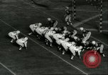 Image of football match Chicago Illinois USA, 1960, second 17 stock footage video 65675061724