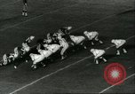Image of football match Chicago Illinois USA, 1960, second 24 stock footage video 65675061724