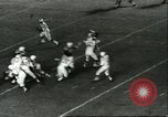 Image of football match Chicago Illinois USA, 1960, second 26 stock footage video 65675061724
