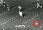 Image of football match Chicago Illinois USA, 1960, second 48 stock footage video 65675061724