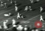 Image of football match Chicago Illinois USA, 1960, second 50 stock footage video 65675061724