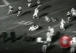 Image of football match Chicago Illinois USA, 1960, second 51 stock footage video 65675061724