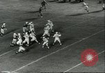 Image of football match Chicago Illinois USA, 1960, second 54 stock footage video 65675061724