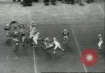 Image of football match Chicago Illinois USA, 1960, second 62 stock footage video 65675061724