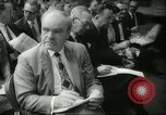 Image of U-2 aircraft Spy Trials Moscow Russia Soviet Union, 1960, second 34 stock footage video 65675061725