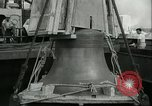 Image of Philadelphia's Liberty bell replica Texas United States USA, 1960, second 14 stock footage video 65675061731