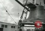 Image of Philadelphia's Liberty bell replica Texas United States USA, 1960, second 19 stock footage video 65675061731
