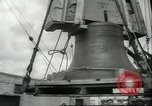 Image of Philadelphia's Liberty bell replica Texas United States USA, 1960, second 20 stock footage video 65675061731