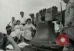 Image of Philadelphia's Liberty bell replica Texas United States USA, 1960, second 55 stock footage video 65675061731