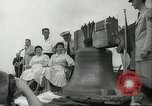 Image of Philadelphia's Liberty bell replica Texas United States USA, 1960, second 56 stock footage video 65675061731