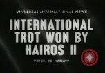 Image of International Trotting Championship New York United States USA, 1960, second 5 stock footage video 65675061733