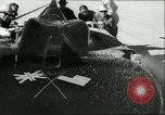 Image of Sir Malcolm Campbell speed record Utah Bonneville Salt Flats USA, 1935, second 13 stock footage video 65675061737