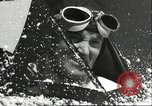 Image of Sir Malcolm Campbell speed record Utah Bonneville Salt Flats USA, 1935, second 25 stock footage video 65675061737