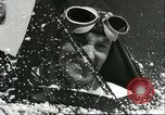 Image of Sir Malcolm Campbell speed record Utah Bonneville Salt Flats USA, 1935, second 26 stock footage video 65675061737