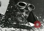 Image of Sir Malcolm Campbell speed record Utah Bonneville Salt Flats USA, 1935, second 27 stock footage video 65675061737