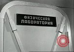 Image of unmanned lunar rocket ship Russia, 1935, second 3 stock footage video 65675061740