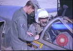 Image of Lockheed U-2 Del Rio Texas Laughlin Air Force Base USA, 1960, second 1 stock footage video 65675061744