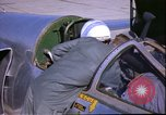 Image of Lockheed U-2 Del Rio Texas Laughlin Air Force Base USA, 1960, second 5 stock footage video 65675061744