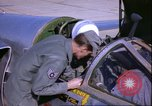 Image of Lockheed U-2 Del Rio Texas Laughlin Air Force Base USA, 1960, second 9 stock footage video 65675061744