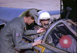 Image of Lockheed U-2 Del Rio Texas Laughlin Air Force Base USA, 1960, second 10 stock footage video 65675061744