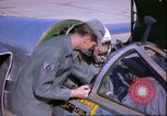 Image of Lockheed U-2 Del Rio Texas Laughlin Air Force Base USA, 1960, second 16 stock footage video 65675061744