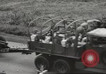 Image of US Army soldier build-up in Hawaii Hawaii USA, 1941, second 16 stock footage video 65675061751