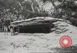 Image of 14-inch disappearing rifle at Ft. DeRussy Hawaii USA, 1941, second 29 stock footage video 65675061752