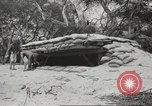 Image of 14-inch disappearing rifle at Ft. DeRussy Hawaii USA, 1941, second 30 stock footage video 65675061752