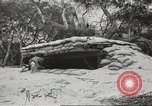 Image of 14-inch disappearing rifle at Ft. DeRussy Hawaii USA, 1941, second 34 stock footage video 65675061752