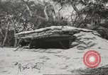 Image of 14-inch disappearing rifle at Ft. DeRussy Hawaii USA, 1941, second 35 stock footage video 65675061752