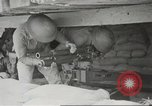 Image of 14-inch disappearing rifle at Ft. DeRussy Hawaii USA, 1941, second 41 stock footage video 65675061752