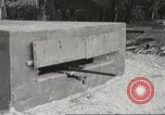 Image of 14-inch disappearing rifle at Ft. DeRussy Hawaii USA, 1941, second 56 stock footage video 65675061752