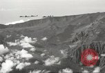Image of aerial view Hawaii USA, 1941, second 62 stock footage video 65675061753