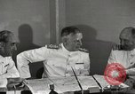 Image of Admiral Kimmel at Pearl Harbor Pearl Harbor Hawaii USA, 1941, second 8 stock footage video 65675061754
