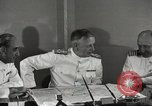 Image of Admiral Kimmel at Pearl Harbor Pearl Harbor Hawaii USA, 1941, second 9 stock footage video 65675061754