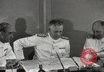 Image of Admiral Kimmel at Pearl Harbor Pearl Harbor Hawaii USA, 1941, second 10 stock footage video 65675061754