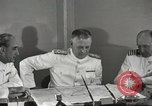 Image of Admiral Kimmel at Pearl Harbor Pearl Harbor Hawaii USA, 1941, second 13 stock footage video 65675061754