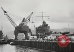 Image of Admiral Kimmel at Pearl Harbor Pearl Harbor Hawaii USA, 1941, second 33 stock footage video 65675061754