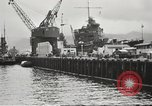 Image of Admiral Kimmel at Pearl Harbor Pearl Harbor Hawaii USA, 1941, second 34 stock footage video 65675061754