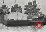 Image of Admiral Kimmel at Pearl Harbor Pearl Harbor Hawaii USA, 1941, second 39 stock footage video 65675061754