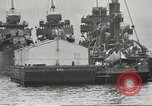Image of Admiral Kimmel at Pearl Harbor Pearl Harbor Hawaii USA, 1941, second 43 stock footage video 65675061754